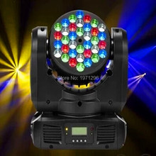 Buy Beam Moving Head 36x3W CREE LED Beam Moving Head Light DJ Party Disco Nightclub Bar for $158.00 in AliExpress store