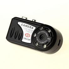 Infrared night vision mini camcorder 1920*1080P HD SPY Portable micro camera DV Hidden action camera sport camera High quality