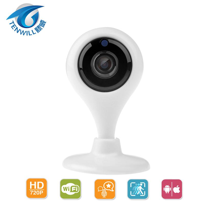 HD Mini Wifi IP Camera Wireless 720P Smart P2P Baby Monitor Network CCTV Security Camera surveillance camera Mobile Remote Cam(China (Mainland))