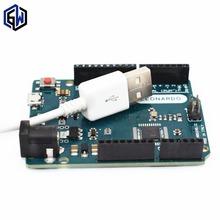 Buy 2016 version Leonardo R3 development board Board + 1 meter USB Cable compatible arduino for $4.40 in AliExpress store
