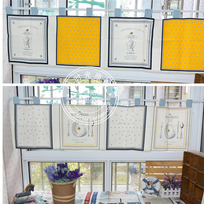 Free shipping 2015 New Hang belt type Fluid Systems Door curtain Half-curtain Partition curtains(China (Mainland))