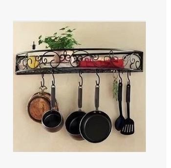 Hierro forjado muebles de jard n bastidores de cocina for Muebles de cocina de hierro