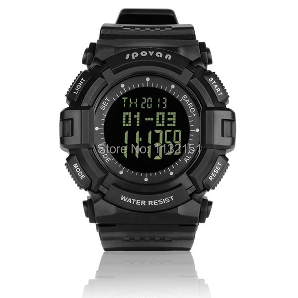 Spovan outdoor hiking watch Blade 4, one of best selling prdouct in Alibaba China market(China (Mainland))