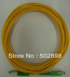 Fiber patch cord fca