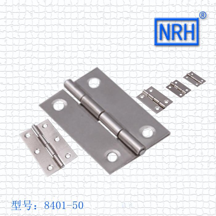 NRH hardware Furniture Hinges 8401-2 Inch 4 hole door hinge cabinet general style wooden door hinge 36pcs/lot(China (Mainland))
