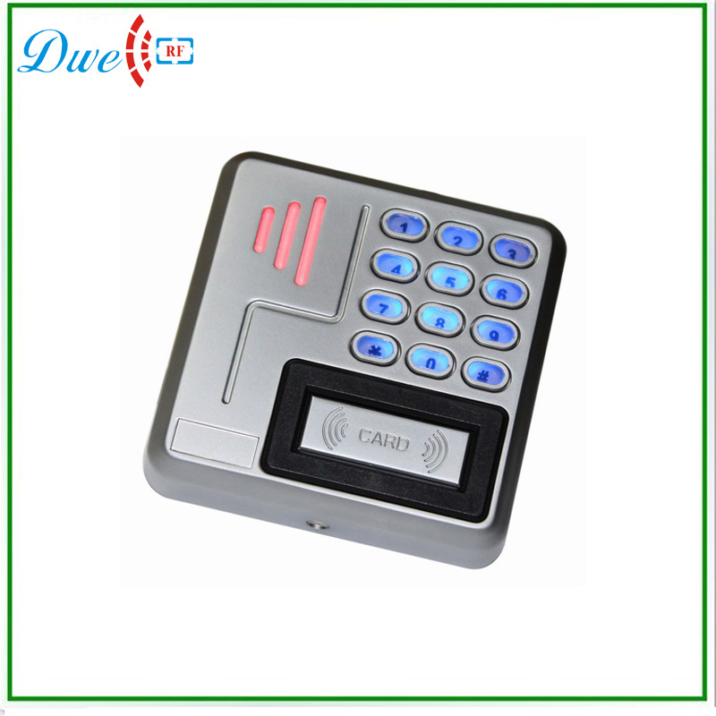 Door Mirror RFID Reader &amp; Keypad Door Access Control Waterproof Metal Keypad Case<br><br>Aliexpress