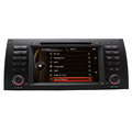 Free map Car Multimedia player DVD GPS Navi For 5 Series E39 X5 E53 M5 Original