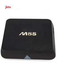 Japanese TV Box M8S With 160 HD Channels Japan HD IPTV Android 4.4 Quad Core HD Streaming Media Player with HDMI Cable