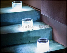 20pcs Solar Led Light Garden Path Way/Outdoor/Yard Free Shipping