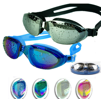 New arrived Adult Non-Fogging Anti UV Swimming Goggles Swim Glasses adult eyewear ,free shipping