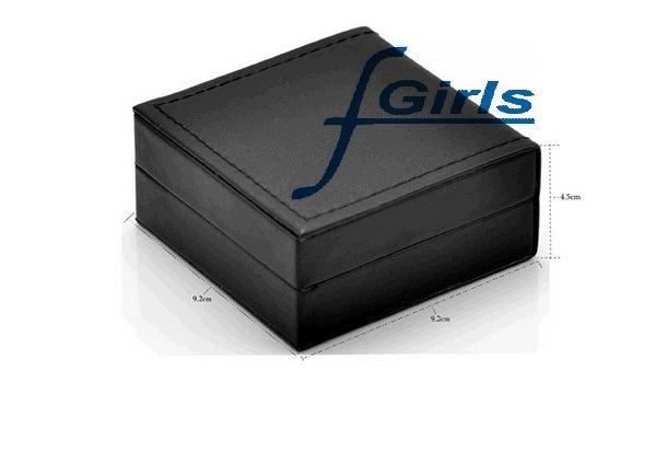 Montre Originale Cadeau : Luxe montre de poche bo�te en cuir cadeau pcs