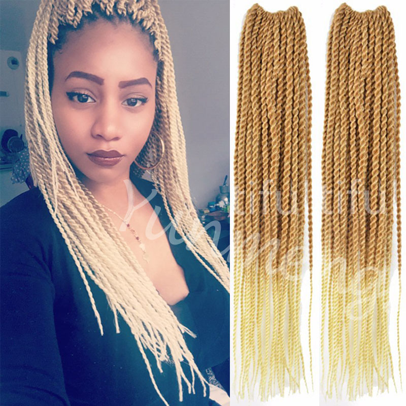 crochet braid hair kanekalon jumbo braid kinky curly braiding hair ...