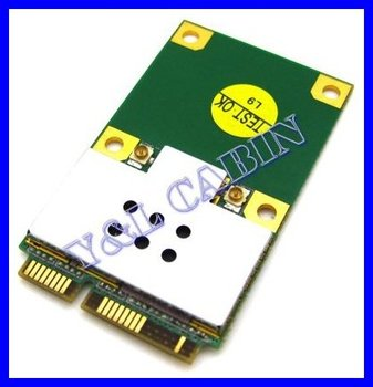 Mini PCI-E PCI Express Wireless LAN Network Ethernet Card Adapter Converter WiFi 802.11N/G/B 150M 150Mbps RT3090, Free Shipping