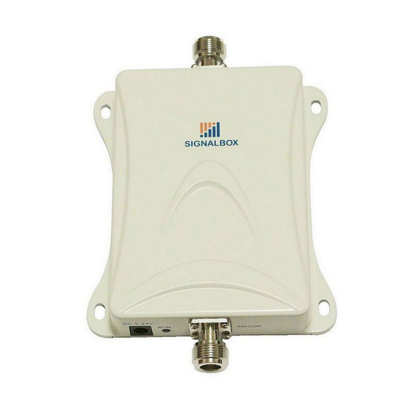 70dB Cell Phone Signal Booster 700MHz Verizon 4G LTE Mobile Signal Repeater Amplifier(China (Mainland))