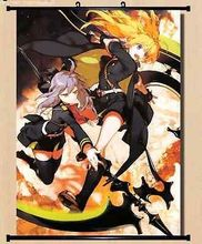 Anime Seraph of the End Home Decor Wall Scroll Poster 07