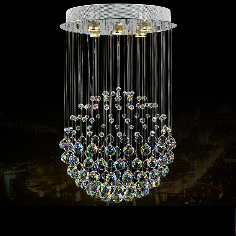 crystal chandelier pendant hanging lamp crystal lighting fixtures