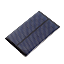 5V 240mA Painel Solar Solar Panel Module Solar System Cells for Cell Charger Toy #69410