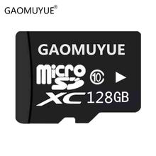 GAOMUYUE Real capacidade cartão de memória micro sd cartões 16 gb gb 8 32g Class10 microsd XC & tf cartão para telefones 64 gb 128g Da09(China)