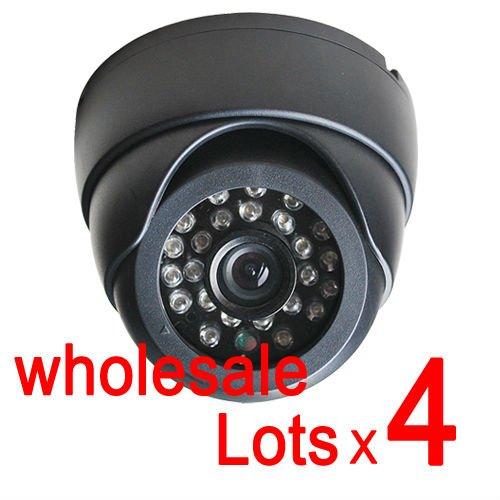 SONY CCD HD 420TVL cctv IR Day Night surveillance security dome camera - Kingman Technology E-Mart store