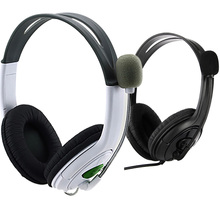 Hot Sale PC Gamer Over-ear Game Gaming Headphone Headset usb dual Earphone Headband with Mic Stereo Bass for ps3 pc