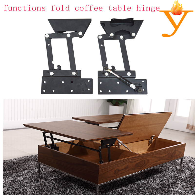 Flip Top Table Mechanism Folding Table Hinge Dining Table Frame B06(China (Mainland))