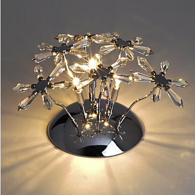 Crystal Wall Light with 3 Lights - Bouquet Design lampe murale<br><br>Aliexpress