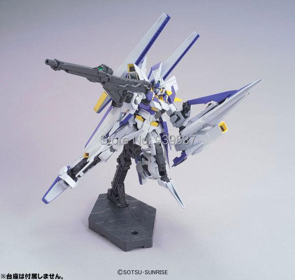 1/144 HGUC / 148 / Delta Gundam change /4 Green cannon/4 inch/ Assembled Gundam Models Quality toy Free shipping(China (Mainland))