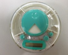 Flying Plate Alarm Pill Box Timer GHX-405 Electronic Pill cases(China (Mainland))