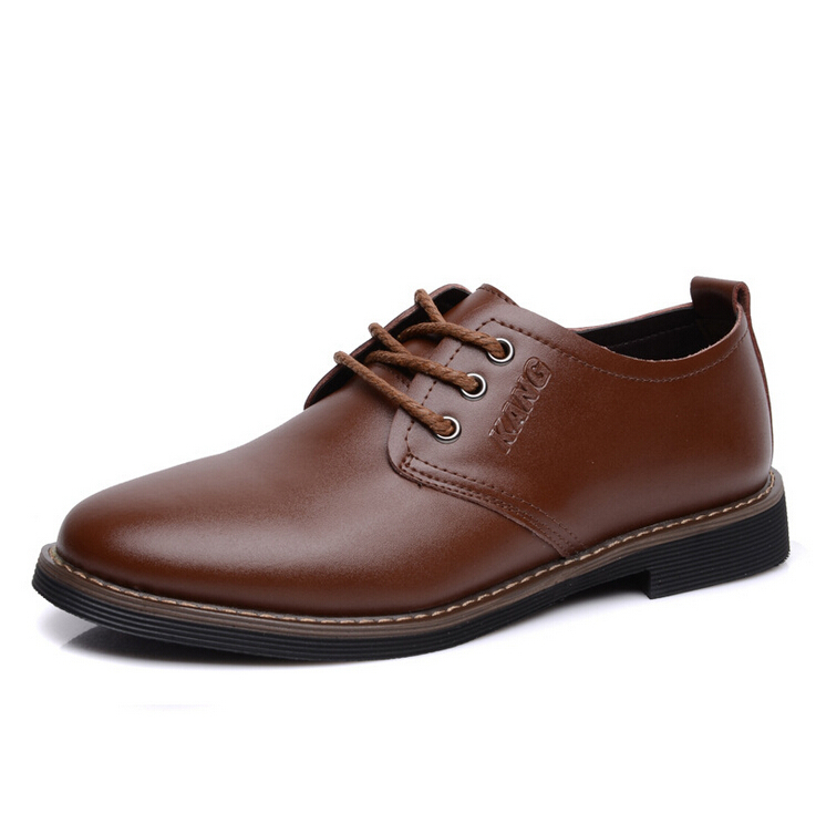 2013 Summer Men S Leather Shoes Genuine Leather Business Casual Shoes | Short Hairstyle 2013