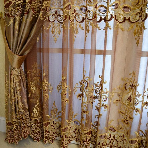 New Arrivals Top Thermal Blackout Dubai Curtain Fabric In