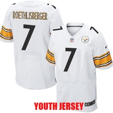 pittsburgh steelers s Ben Roethlisberger Antonio Brown Troy Polamalu Le'Veon Bell Jerome Bettis For YOUTH KIDS camouflage(China (Mainland))