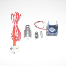 E3D V6 3D Printer J head Hotend with Single Cooling Fan for 1 75mm Direct