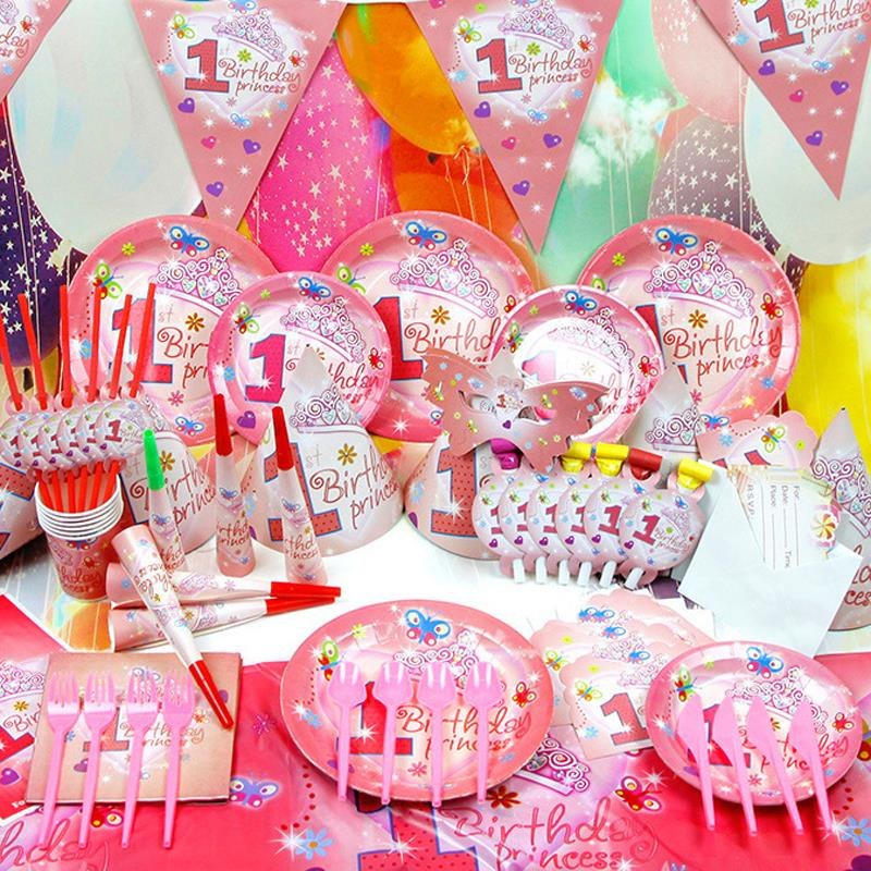 Birthday Party Decorations For Year Old Image Inspiration Of - Childrens birthday party events