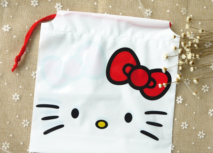 Lovely Cartoon Drawable Small Biscuit Soap Bags 20x20cm Wholesale Favor Wedding Packing Gift Bags Jewelry Packaging Pouches(China (Mainland))