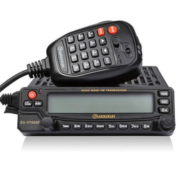 WOUXUN New Product KG-UV950P QUAN Band Walkie 50-54 Mhz cb radio(China (Mainland))