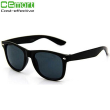 Vintage Wayfarer Sunglasses 2140  Men Retro Coating Sunglass Mirrored Colorful Unisex  Black Frame Sun Glasses Oculos 10002