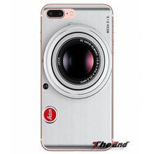 Transparent Soft Cases For Sony Xperia Z Z1 Z2 Z3 Z5 compact M2 M4 M5 E3 T3 XA Aqua LG G4 G5 G3 G2 Mini Capa leica Camera German(China)
