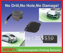 Which parking sensors kits auto electromagnetic parking sensor free shipping !(China (Mainland))