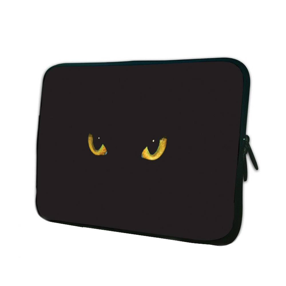 Cute Notebook Laptop Zipper Inner Case Pouch Bags For Acer HP Dell ASUS Toshiba 15.3 15.4 15.6 inch Mini Computer Free Shipping(China (Mainland))