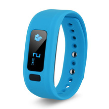 5Pcs/Lot Smartband Fitness Tracker Sport Bracelet Pedometer/Calories Bluetooth Sync iPhone IOS/Android