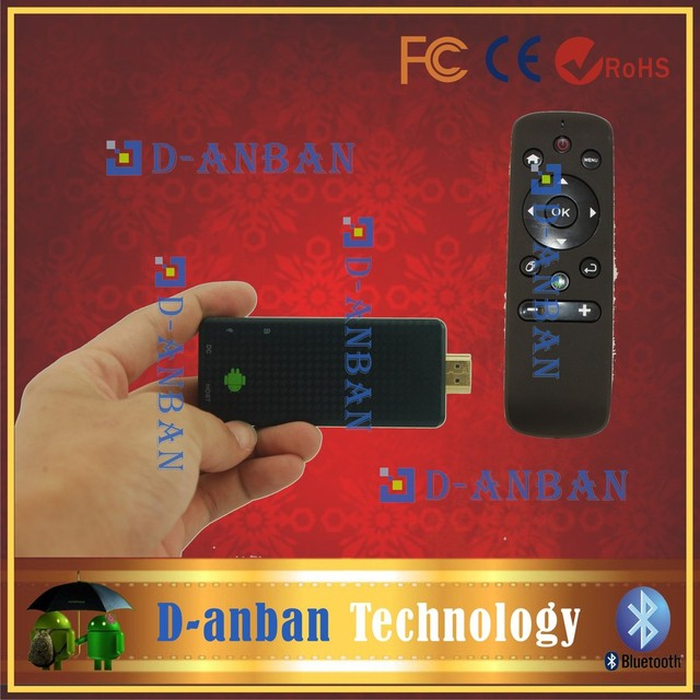 free shipping Android gt318 Dongle RK3188 Quad core 1.8GHz 2GB RAM 8GB ROM WiFi BT WIFI Smart TV Player with T31 fly air mouse