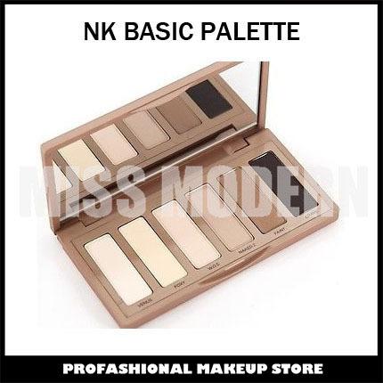 Professional Cosmetic Naked Basic 6 Color Neutral Eye Shadow Palette Basic Eyeshadow Makeup NIB 48Pcs(China (Mainland))