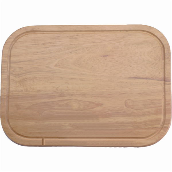Dawn Natural Wood Finished Solid Redwood Cutting Board Chopping Block CB120(China (Mainland))