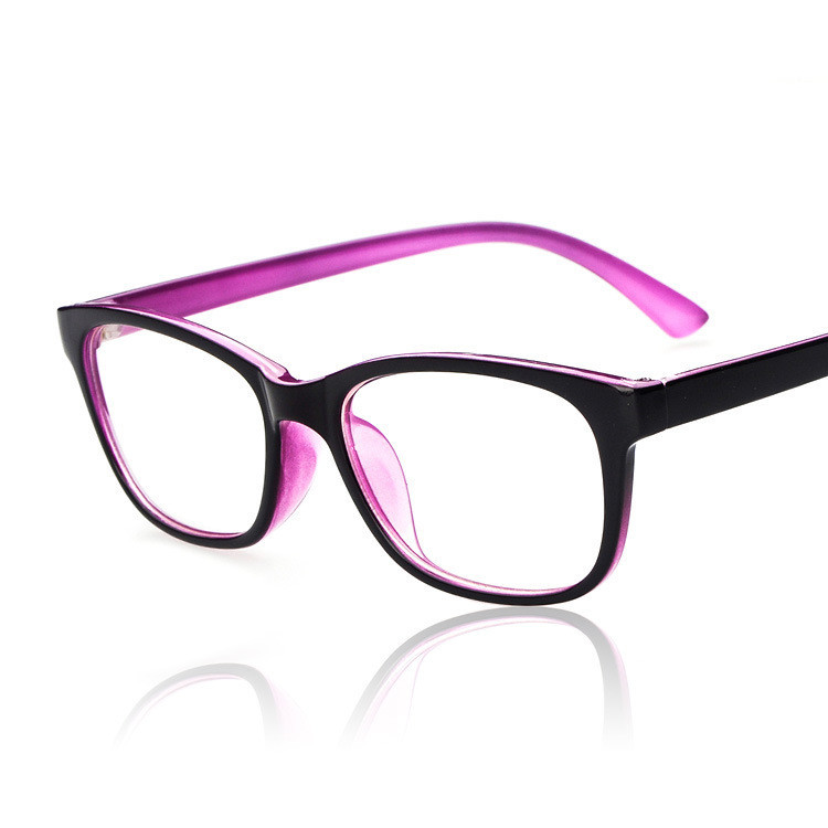 2016 Brand Design Eyeglasses Frames Women Men Lady ...