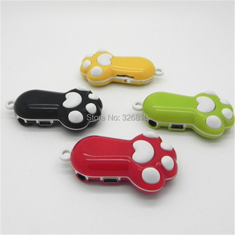 sport mp3 Player support micro sd card memory Slot player 4PCS/ LOT mini Cat scratch shape! - Fashion Pillow Case store