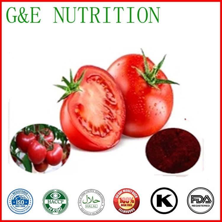 Super Tomato extract from GMP ISO HACCP certified manufacture(China (Mainland))
