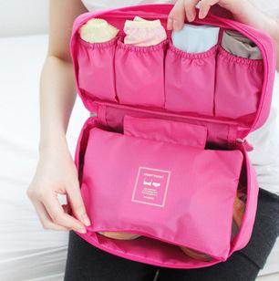 High Quality Ravel Bag For Women Organizer Trip Handbag Luggage Traveling Bag Pouch Case Suitcase Space Saver Bag(China (Mainland))