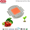 1pcs 50W 100W led grow chip full spectrum led diode 30 34v 3A led plant grow