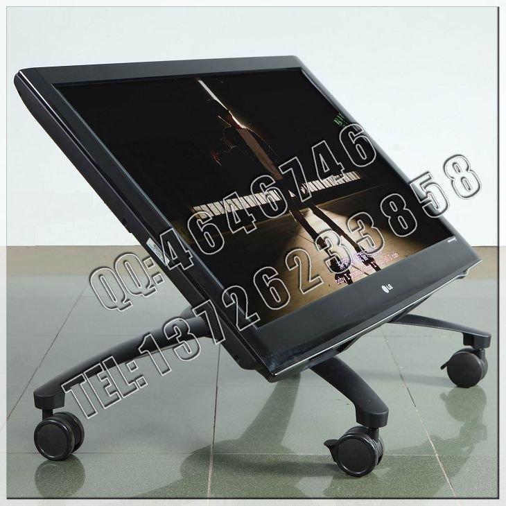 Speech table lcd mount tv cart(China (Mainland))