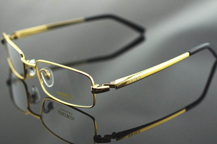 Titanium Ultra Light Rimless Glasses Eyewear Frames for